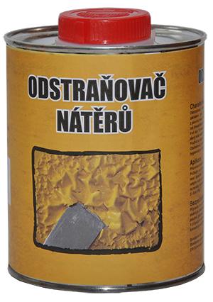 Odstraňovač barvy z kovu